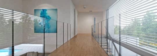 Maler Eferding Innenraum Galerie